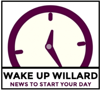 Wake Up Willard Announcements