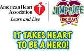 JUMP ROPE FOR HEART FRIDAY, MAY 12TH