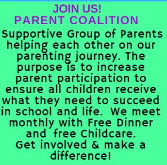 Parent Coalition - Great Start Collaborative
