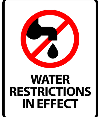 2021 Water Restrictions