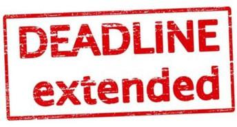 FAFSA Deadline Extended!
