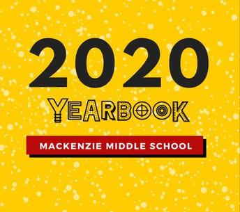 2020 Yearbooks!