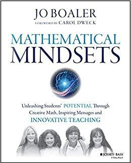 #2 - Mathematical Mindsets