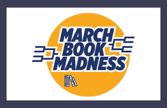 """March Book Madness"" - The Champ"