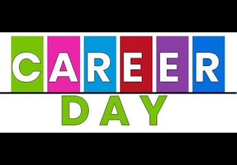 Career Day is Wednesday, March 11th