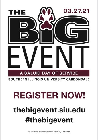 The Big Event 2021: Registration Now Open!