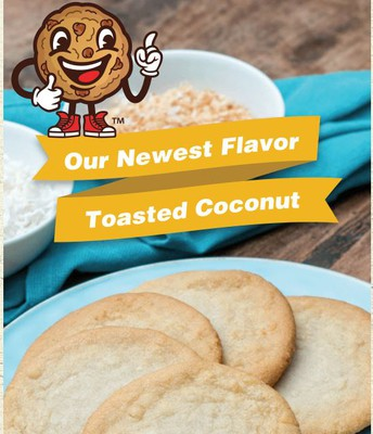 New Flavor for Fall Toasted Coconut!