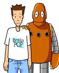 Tim and Moby!