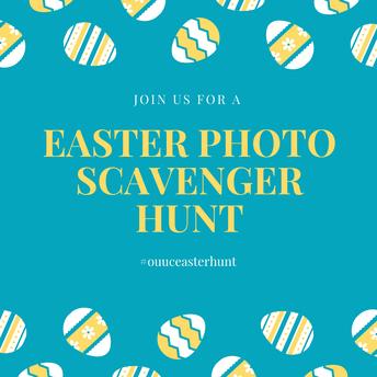 "A Virtual Easter ""Egg"" Hunt"
