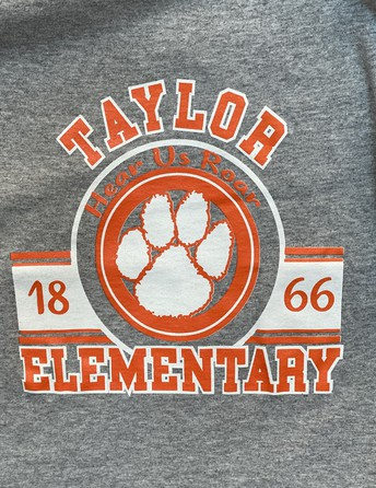 TAYLOR TIGER T-SHIRTS ON SALE NOW FOR $10.00