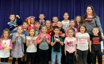 1st Grade competitors
