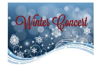 Our Winter Concerts are Quickly Approaching
