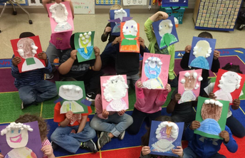 Bailey's Kindergarten class