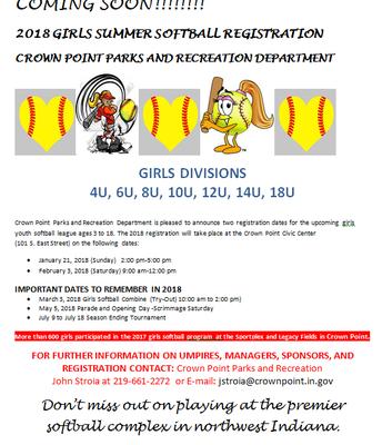 CP Girls Softball