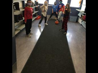 Indoor Recess Fun in 4P!
