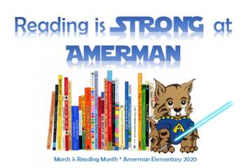 READING is STRONG at AMERMAN