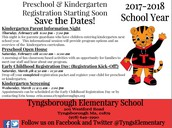 Spread the word about our upcoming events!