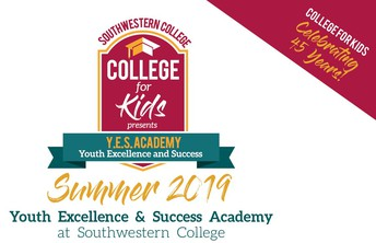 Summer Y.E.S. Academy by Southwestern College
