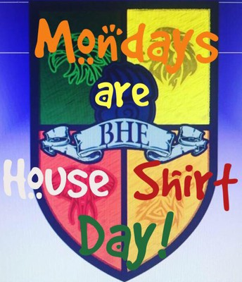 Mondays are House Days!