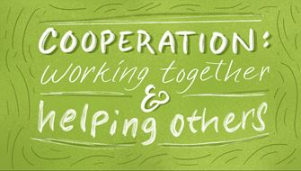 PurposeFull People - Cooperation