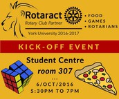 Kick-off Event by YorkU