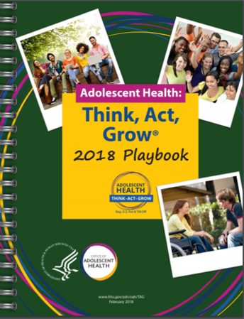 Think, Act, Grow (TAG) Supports Adolescent Health
