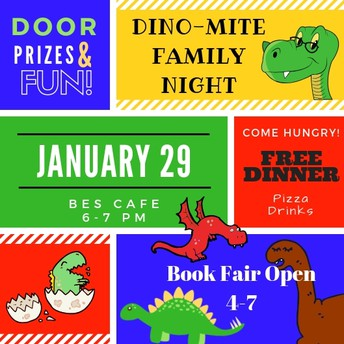 Dino-Mite Family Night