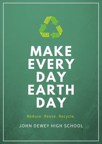 Celebrate Earth Day on April 22nd