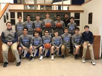 Boys Basketball with Coach Clark