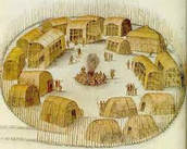 Native American Facts for Kids- Powhatan Tribe