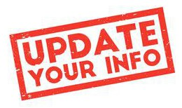 Update your student's information