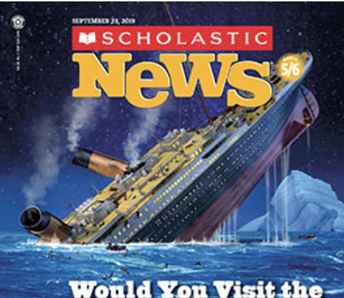 Scholastic News: current events