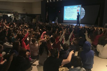 March is Reading Month Closing Assembly