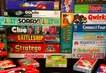 Tabletop Games Club