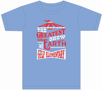 Check out our School Spirit Shirts for 2019-2020
