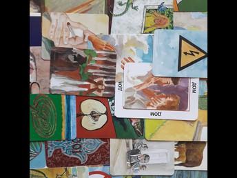 Картите ОХ са подходящи за всички търсещи, творци, мениджъри, учители, артисти, хора от помагащите професии.