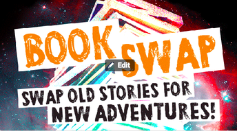 Help!!!  We Need More Books to Get Our Book Swap Going!   NEW BONUS INCENTIVE!