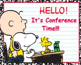 Parent Teacher Conferences: Nov. 4 - 12