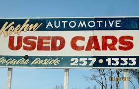Koehn Auto Sales