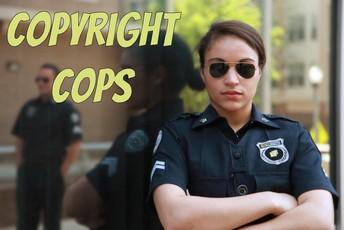 Copyright Cops image