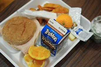 School Breakfast and Lunch