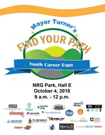Mayor Turner's 2018 Find Your Path Career Day Expo