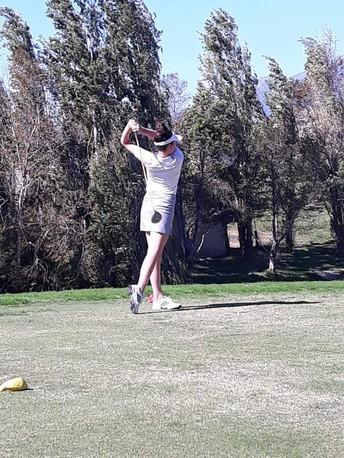 Meet golfer, Amanda Milner!