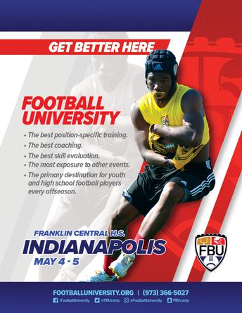 FBU Indianapolis May 4th and 5th!