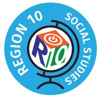 Region 10 Social Studies Logo