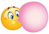 Bubble Gum Day is the First Friday in February... 2-1-19