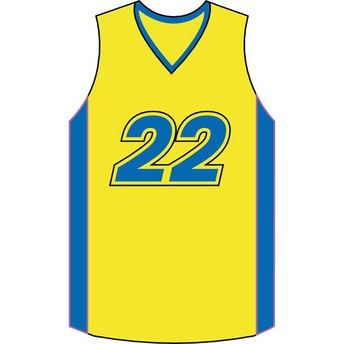 BASKETBALL UNIFORM RETURN