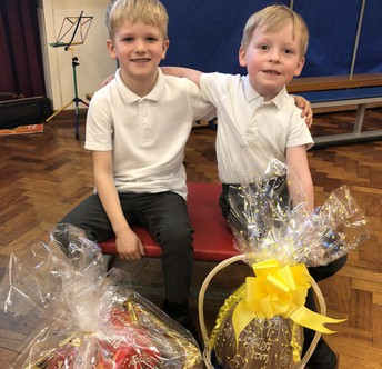 Easter Egg Raffle