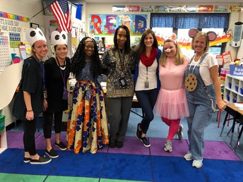Book Character and Cultural Day