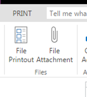 Task #5: Insert File Attachment